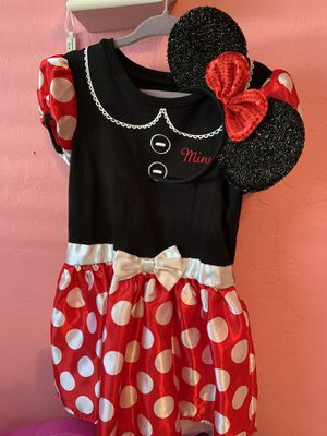 Minnie Mouse dress for Sale in San Jose, CA