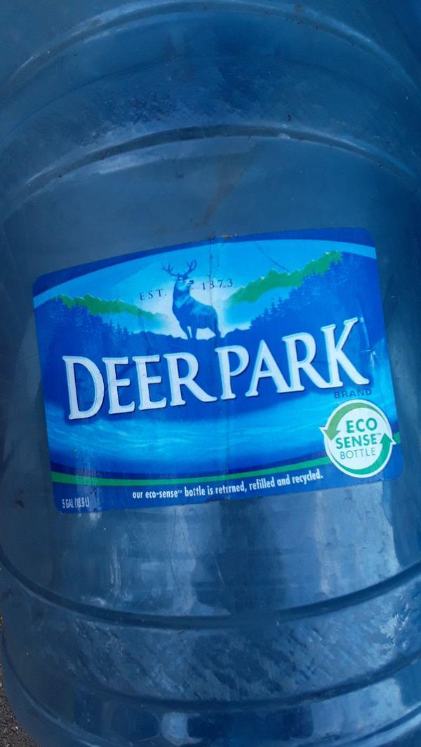 10 deer park bottle