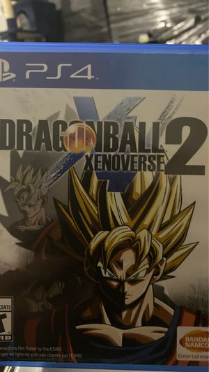 Dragon ball z games for Sale in St. Petersburg, FL