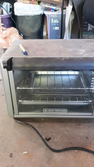 Black and Decker toaster oven. Brand new for Sale in Lincoln, NE