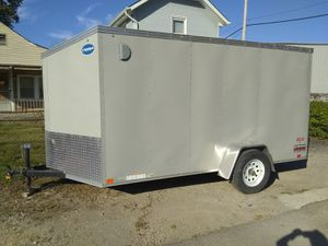 Enclosed 6x12 Trailer for Sale in Columbus, OH