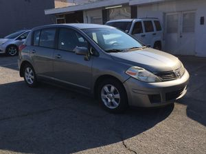 2007 Nissan Versa SL with only 99,800 miles, automatic, excellent conditions, call now. for Sale in Griffin, GA