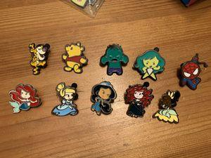 Disney Trading Pins- Cute Stylized Lot for Sale in Brea, CA