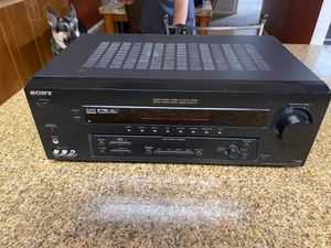 Bose Acoustimass 10 Series III and Sony Reciever for Sale in Santee, CA
