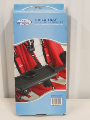 NIB Baby Jogger Double Stroller Child Tray Cup Holder Snack Tray for Sale in Wall Township, NJ