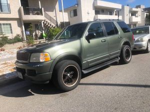 2002 Ford Explorer 4x4 Limited Fully Loaded Runs Perfect for Sale in Los Angeles, CA