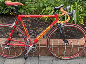 Cannondale CAD 3 Saeco Team Racing Bike Ultegra for Sale in Crownsville, MD