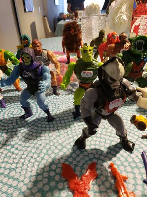 MASTERS OF THE UNIVERSE VINTAGE for Sale in Orlando, FL