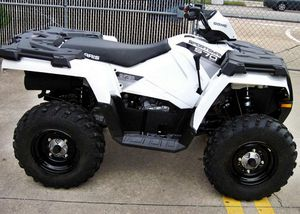 For Sale 2O14 Polaris Sportsman AWDWheels Perfect for Sale in Baltimore, MD