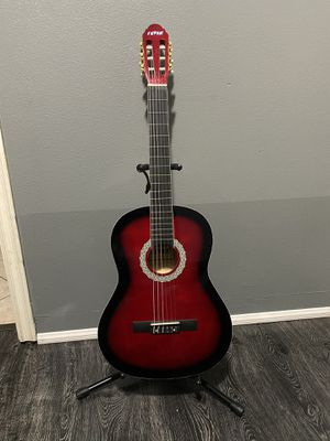red fever classic acoustic guitar for Sale in Bell, CA