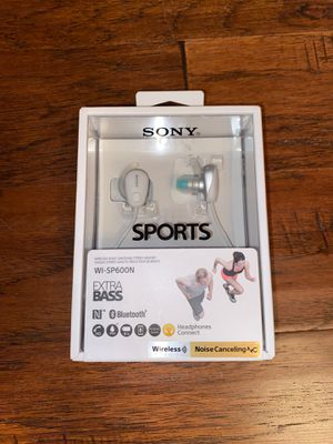 Sony Bluetooth Wireless Headphones for Sale in Collierville, TN