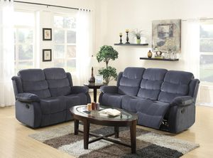 Reclining sofa and loveseat for Sale in Melvindale, MI