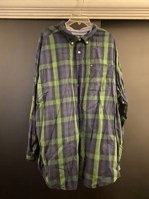 Men's Tommy Hilfiger button up for Sale in West Covina, CA