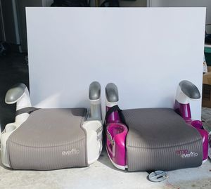 Booster car seats for Sale in Allen, TX