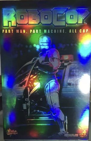 "Hot Toys MMS10 Robocop 12"" 1/6 Action Figure for Sale in Long Beach, CA"