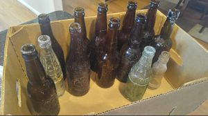 Vintage bottles for Sale in Herndon, VA