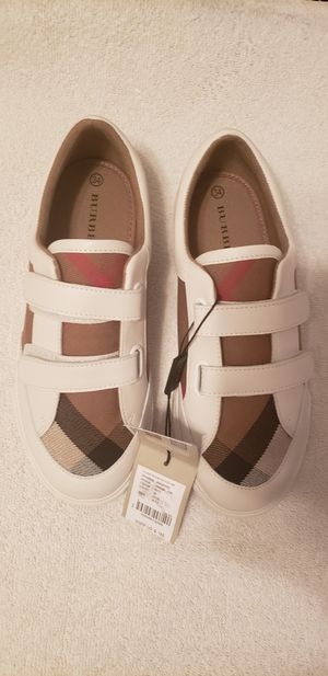 New Burberry Tennis Shoes. for Sale in Leesburg, VA