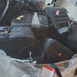 lot of lowepro camera laptop backpack for Sale in Naperville, IL