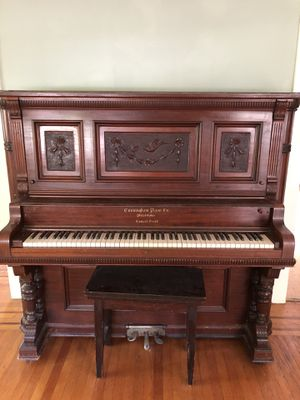 Antique Cunningham Piano for Sale in Haddonfield, NJ