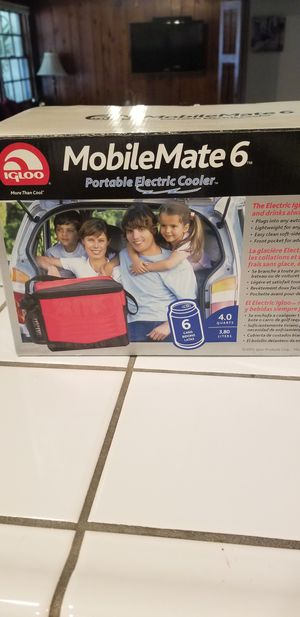 Mobile Mate 6 - portable electronic cooler for Sale in West Covina, CA
