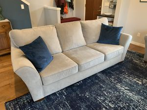 Couch: Sofa and Loveseat for Sale in Wilsonville, OR