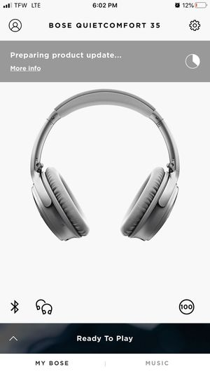 Bose QuietComfort 35 II for Sale in St. Louis, MO