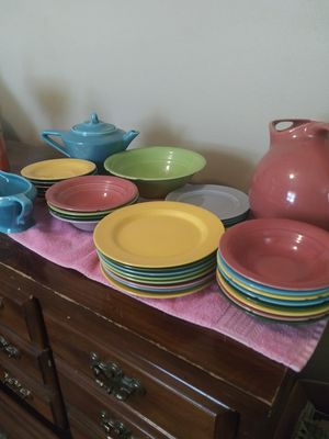 antique dish set for Sale in Hutchinson, KS