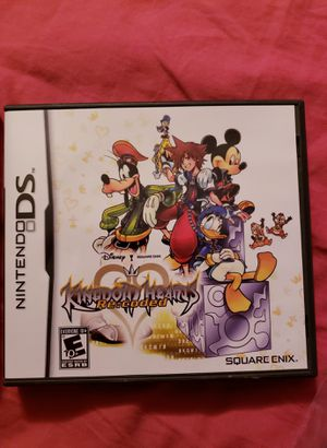 Kingdom Hearts Recoded 2 DS game for Sale in Tolleson, AZ