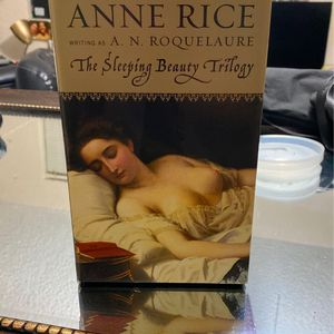 Anne Rice The Sleeping Beauty Trilogy for Sale in Tampa, FL