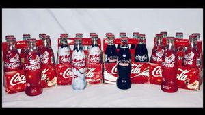 Vintage CollectibleUnopened 6pk's of Coca-Cola for Sale in Columbia, LA