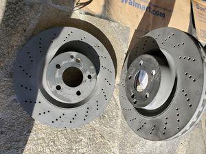 Mercedes E550 W212 front rotors/ discs for Sale in Santa Ana, CA