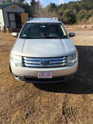 09 Ford Taurus X for Sale in Charlton, MA