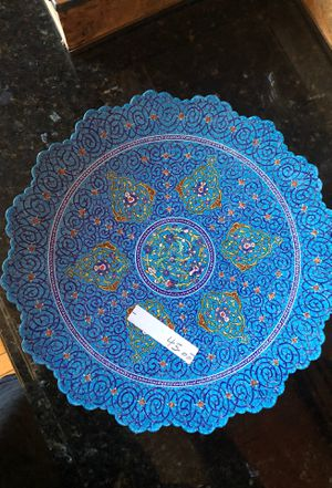Decorative plate for Sale in Fairfax, VA