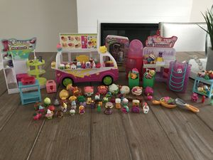 Shopkins and Numnoms Lot for Sale in Greensboro, NC