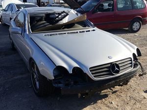 2002 Mercedes CL500 @ Dis & Dat Auto Wrecking 048215 for Sale in Las Vegas, NV