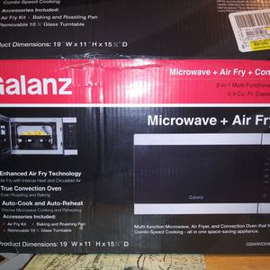 Galanz microwave+air fryer for Sale in Cayce, SC