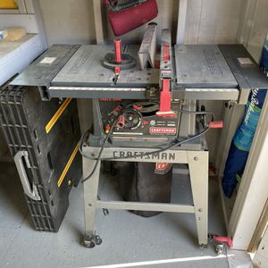 Craftsman Table Saw 3.0hp for Sale in San Diego, CA