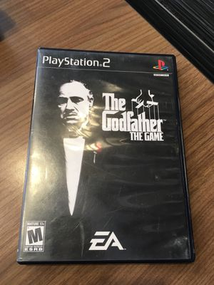 The Godfather The Game Ps2 for Sale in Washington, DC
