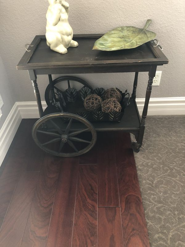 Gaming table and antique furniture
