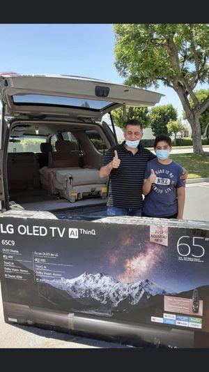 LG 65 inch OLED C9 4K TV smart Oled65C9p for Sale in Los Angeles, CA
