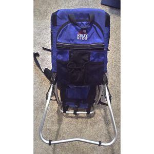 Kelty Kids Carrier Backpack w/rain hood for Sale in Stanwood, WA