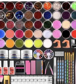 Acrylic nail kit NEW for Sale in Naugatuck,  CT
