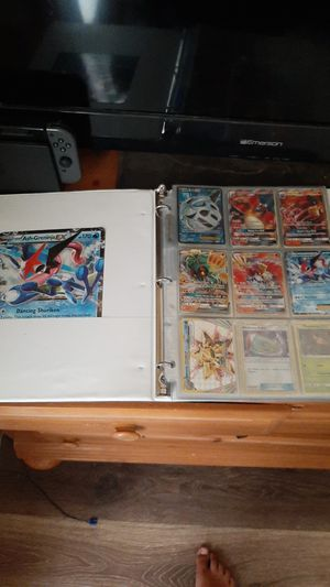 Pokemon Card collection 200+ cards 100 obo for Sale in Roseville, CA