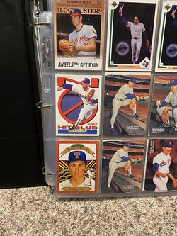(348) Nolan Ryan Baseball Card Collection for Sale in St. Peters,  MO