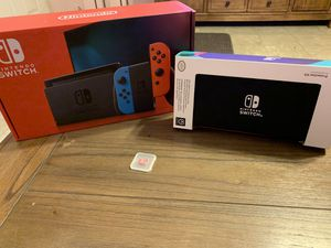 Nintendo Switch Bundle for Sale in Madera, CA