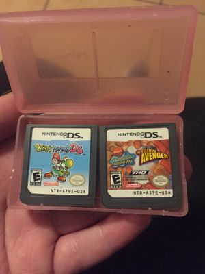 Nintendo DS games for Sale in Los Angeles, CA