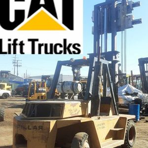 "FORKLIFT ""CATERPILLAR"" V15 15,000-LB CAPACITY W/SIDE-SHIFT AND ROTATER!!!$12 980!!! THE ROTATOR ALONE IS WORTH $10K ...$12,980!!!! HURRY WHOLESALE for Sale in Artesia, CA"