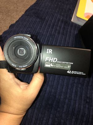 ULTRA HD VideoCamera for Sale in Fort Worth, TX