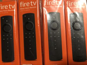 Fire tv remote for all Amazon devices latest for Sale in Hayward, CA