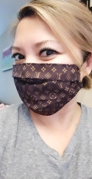 Designer face covers/masks for Sale in Cypress, CA
